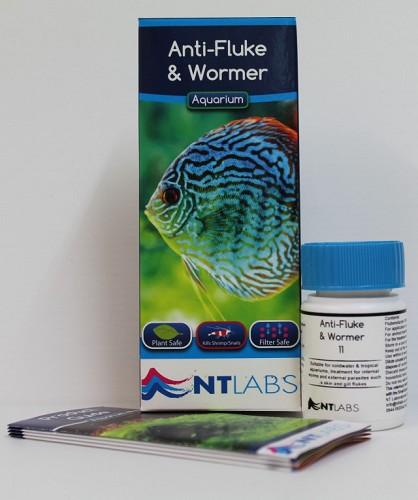 Anti worm 20 ml.