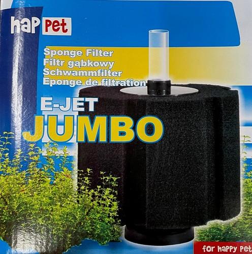Sponsfilter E-jet Jumbo