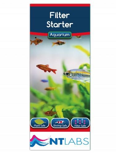 Filter Starter 100 ml.