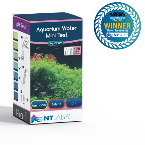 NT Labs Aquarium water mini test