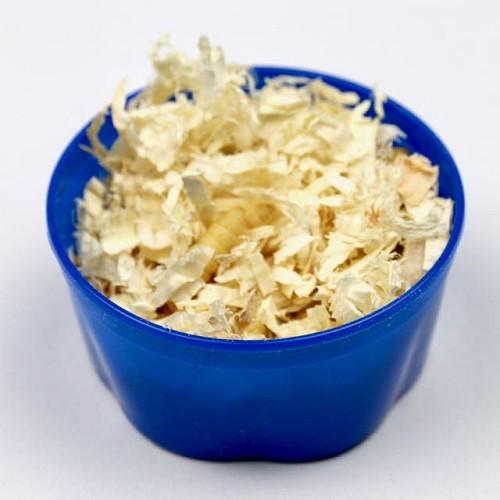 Wasmotten in doosje zonder voeding