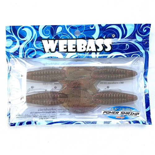 Weebass Power Shrimp 01 Brown