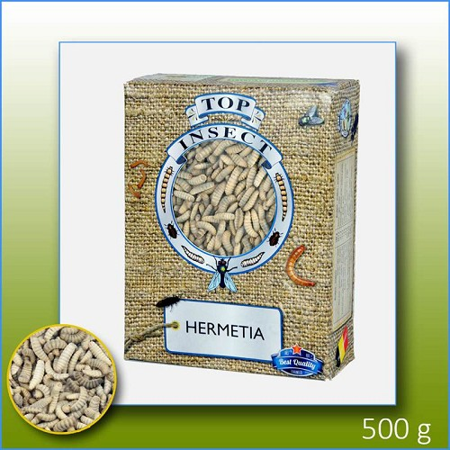 Diepvries hermetia 1000 ml