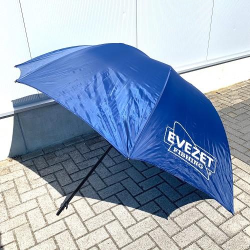 Paraplu 2.20 meter nylon blauw