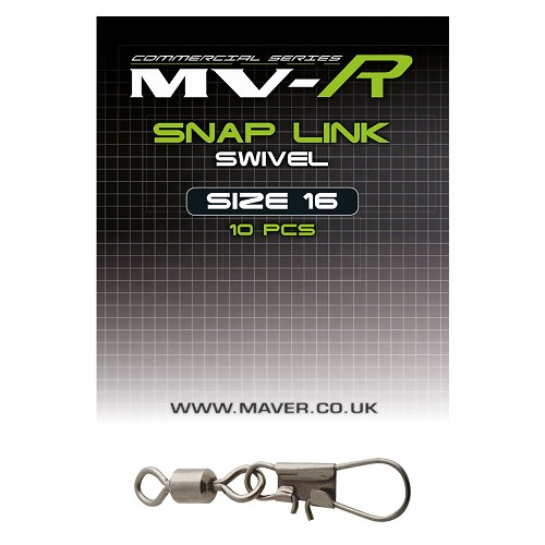 MVR SNAP LINK SWIVEL SIZE 8