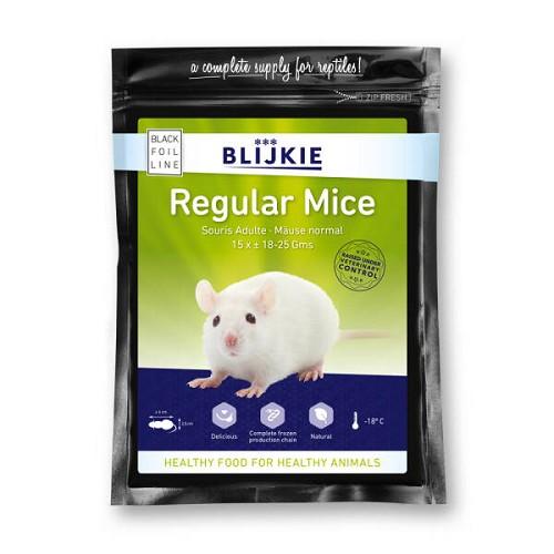 Regular mouse (per15 verpakt) 18-25 gram