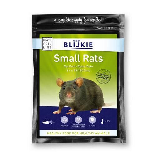 Rat junior ( per 3 verp. )90-150 gram