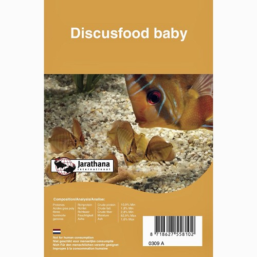 Discusfood baby blister dpvr