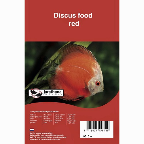 Discusfood red blister dpvr