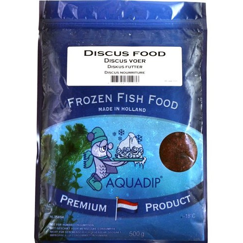 Discusfood 500 gram dpvr